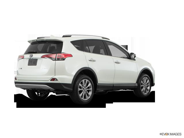 New 2018 Toyota RAV4 in North Kingstown, RI