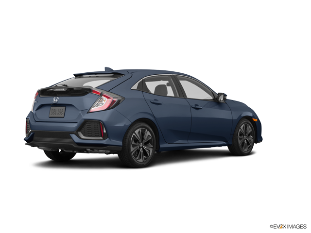 New 2018 Honda Civic Hatchback in Tifton, GA