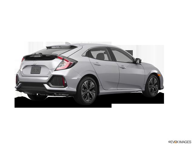 2018 Honda Civic Hatchback EX-L Navi