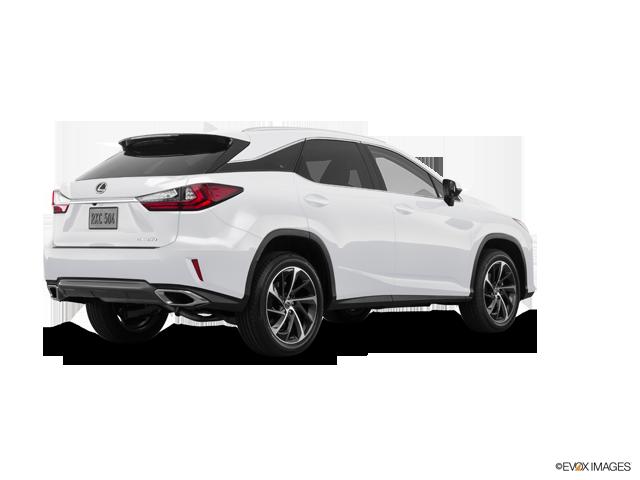 New 2018 Lexus RX in Spartanburg, SC