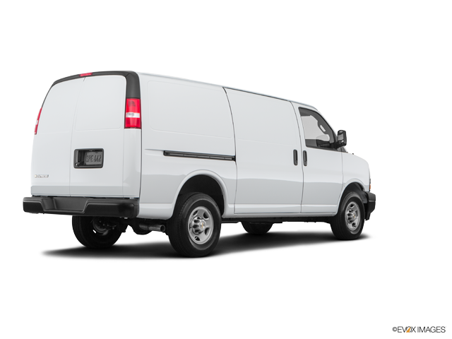 New 2018 Chevrolet Express Cargo Van in Ontario, CA