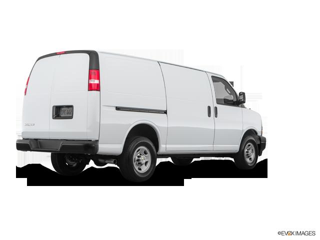 New 2018 Chevrolet Express Cargo Van In Ontario, CA