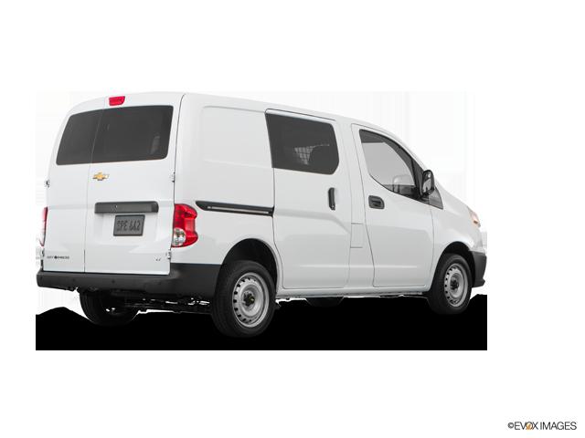 New 2018 Chevrolet City Express Cargo Van in Indianapolis, IN