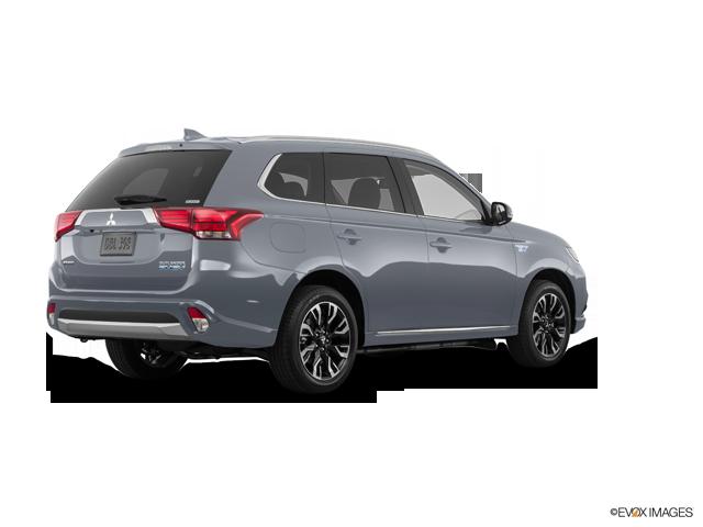 New 2018 Mitsubishi Outlander PHEV in El Paso, TX