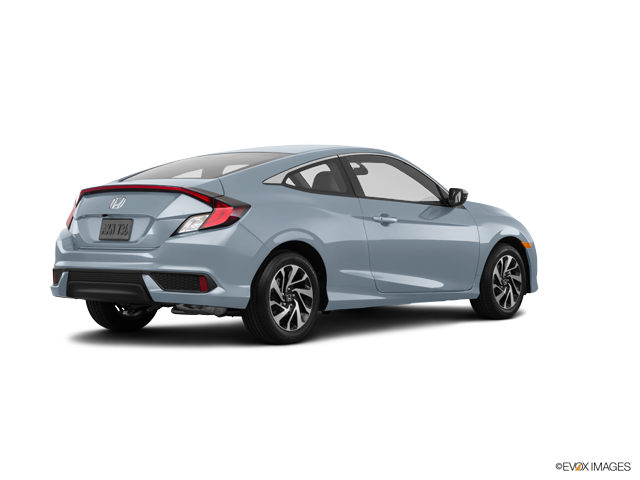 New 2018 Honda Civic Coupe in Fishers, IN