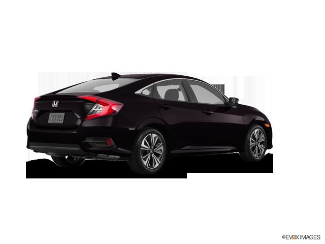 New 2018 Honda Civic Sedan in Santa Rosa, CA