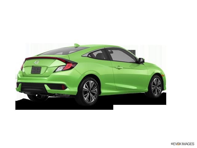 New 2018 Honda Civic Coupe in Yuma, AZ