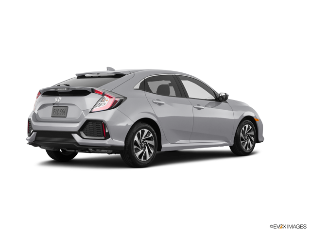 New 2018 Honda Civic Hatchback in Fishers, IN