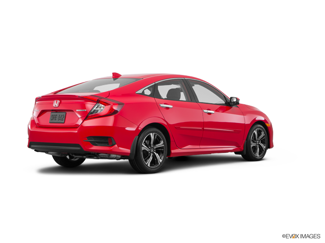 New 2018 Honda Civic Sedan in Akron, OH