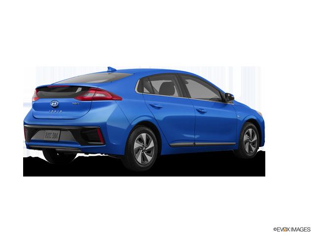 New 2018 Hyundai Ioniq Hybrid in Tracy, CA