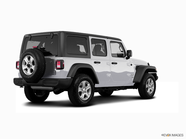New 2018 Jeep Wrangler Unlimited in San Antonio , TX