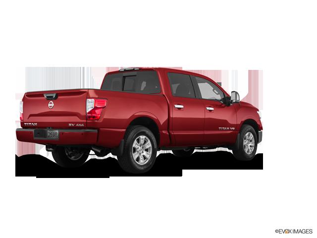 New 2018 Nissan Titan in Panama City, FL