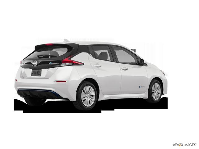 New 2018 Nissan LEAF in Murray, UT