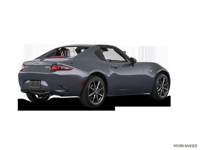 New 2018 Mazda MX-5 Miata RF in Waipahu, HI