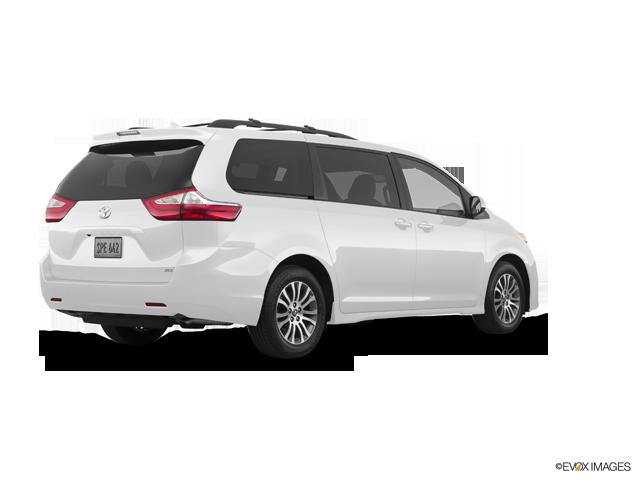 New 2018 Toyota Sienna in Spartanburg, SC