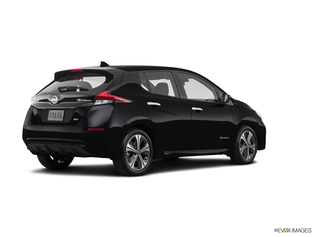 New 2018 Nissan LEAF in Santa Barbara, CA