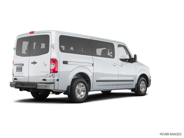 New 2018 Nissan NV Passenger in METAIRIE, LA