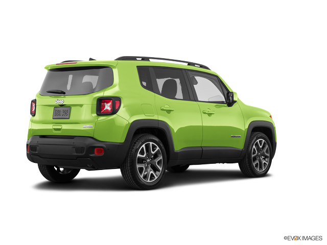 New 2018 Jeep Renegade in Pearl City, HI