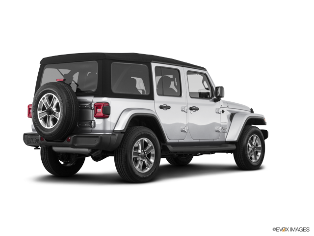 New 2018 Jeep Wrangler Unlimited in Statesboro, GA