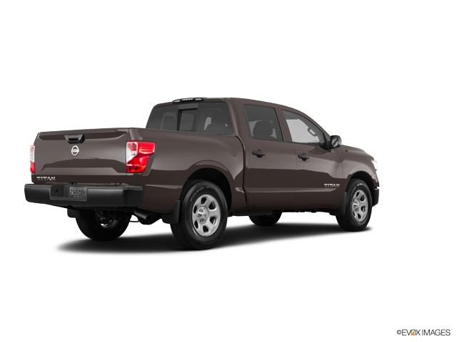 New 2018 Nissan Titan in Hattiesburg, MS