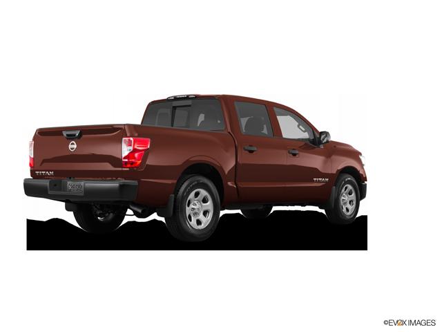 New 2018 Nissan Titan in North Salt Lake, UT
