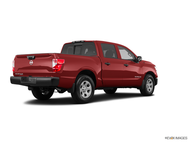 New 2018 Nissan Titan in Tifton, GA
