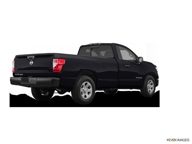 New 2018 Nissan Titan in Port Arthur, TX