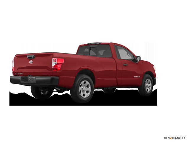 New 2018 Nissan Titan in Greensburg, PA
