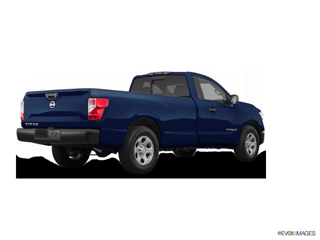 New 2018 Nissan Titan in Santa Barbara, CA