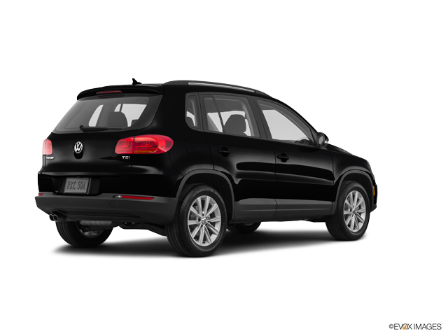 New 2018 Volkswagen Tiguan Limited in North Olmsted, OH