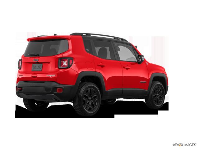 New 2018 Jeep Renegade in Statesboro, GA