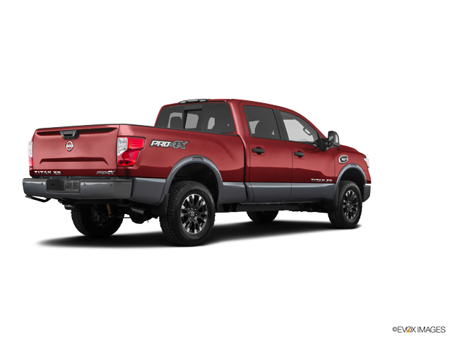 New 2018 Nissan Titan XD in Fairfield, CA