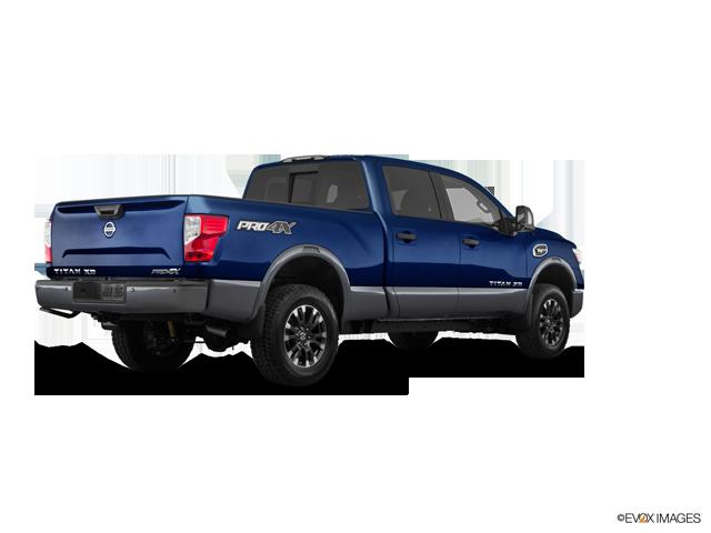 New 2018 Nissan Titan XD in Pasco, WA