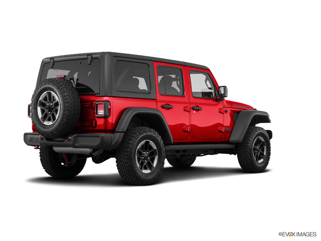 New 2018 Jeep Wrangler Unlimited in Greenville, TX