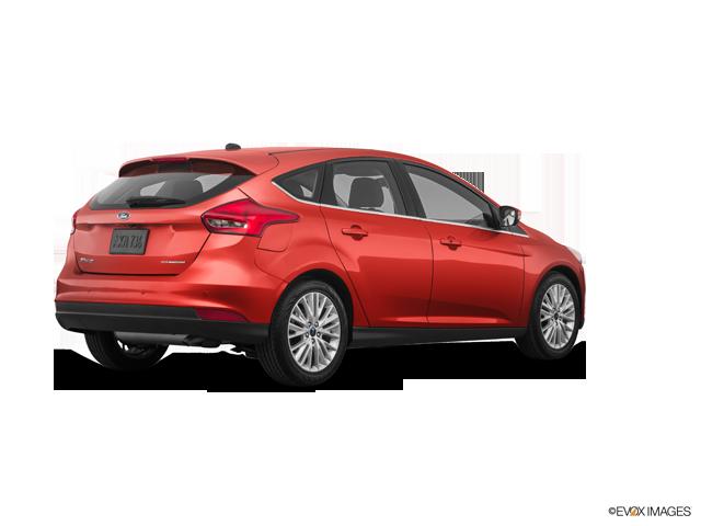 New 2018 Ford Focus in Hemet, CA