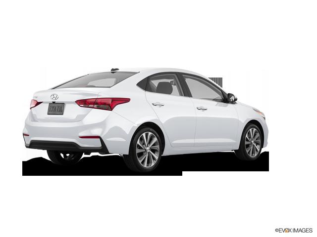 New 2018 Hyundai Accent in Glendale, CA