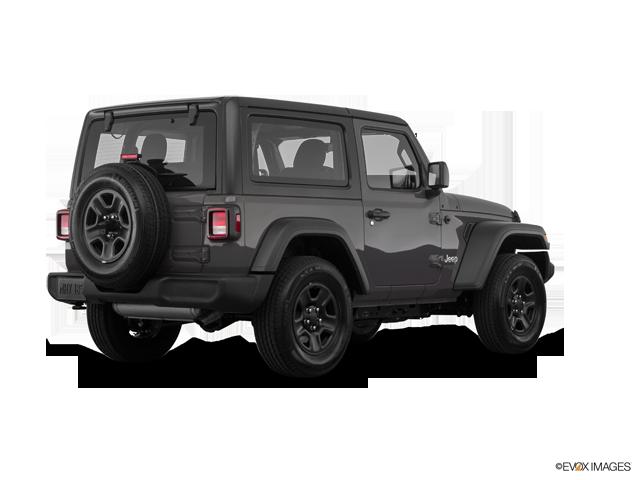 New 2018 Jeep Wrangler in Hamburg, PA