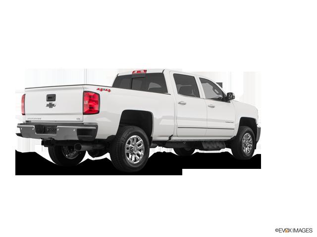 New 2019 Chevrolet Silverado 2500HD in Costa Mesa, CA