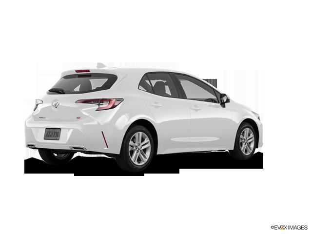 New 2019 Toyota Corolla Hatchback in Berkeley, CA