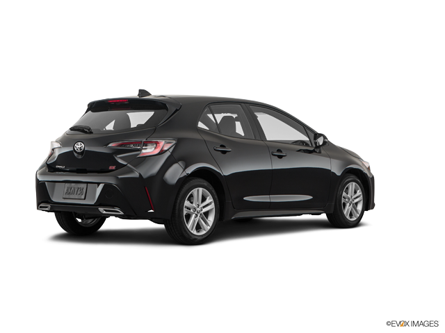 New 2019 Toyota Corolla Hatchback in Gilroy, CA