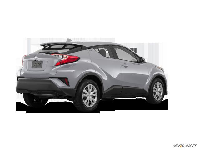 New 2019 Toyota C-HR in Berkeley, CA