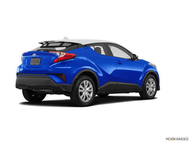 New 2019 Toyota C-HR in Cleveland, OH