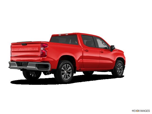 New 2019 Chevrolet Silverado 1500 in Greensburg, PA