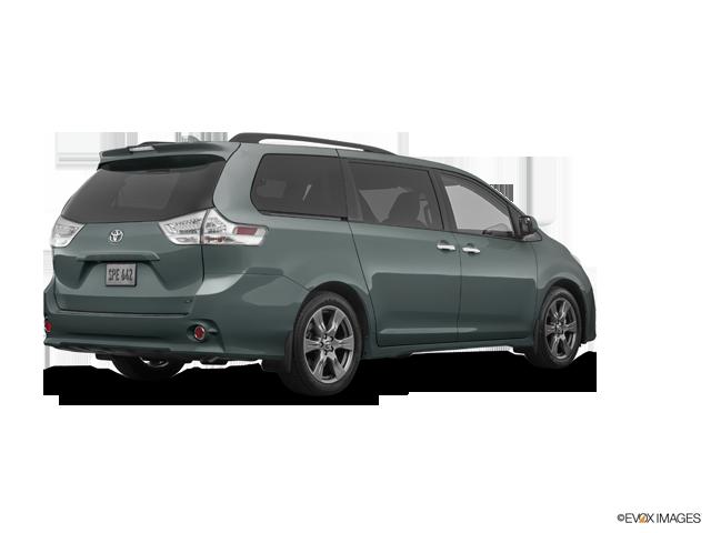 New 2019 Toyota Sienna in Abilene, TX