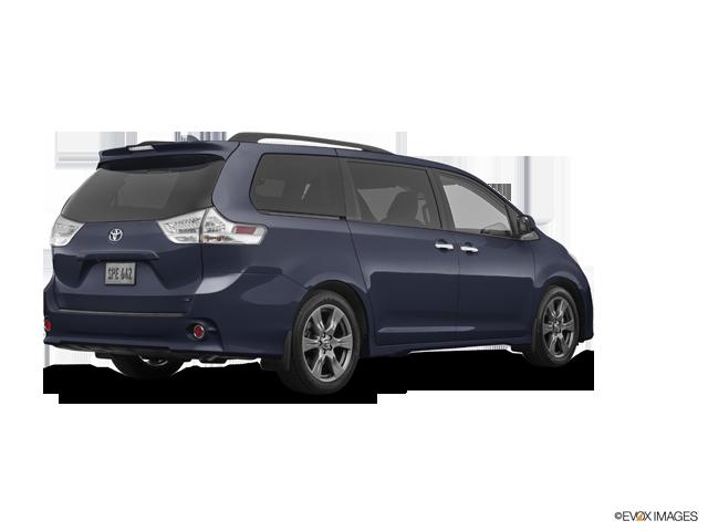 New 2019 Toyota Sienna in Berkeley, CA