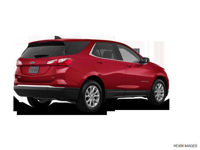 New 2019 Chevrolet Equinox in Broken Arrow, OK
