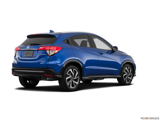 New 2019 Honda HR-V in Lake City, FL