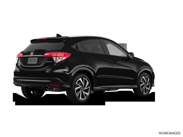 New 2019 Honda HR-V in Ocala, FL