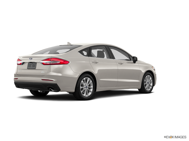 New 2019 Ford Fusion in Tampa, FL