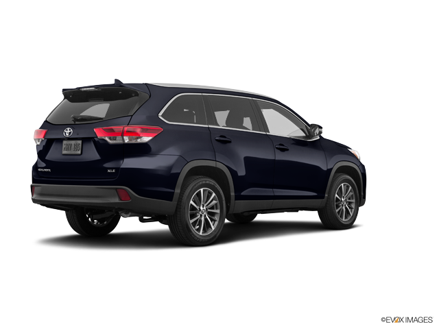 New 2019 Toyota Highlander in Bastrop, TX